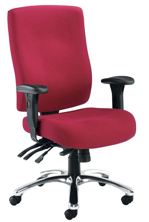 Marathon 24 Hour Fabric Office Chair