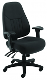 Panther 24 Hour Fabric Office Chair