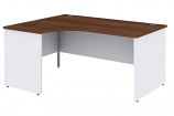 Duo Left Hand Ergonomic Desk