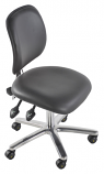 ESD Conductive Low Chair in Vinyl