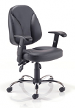 Puma Leather Office Chair