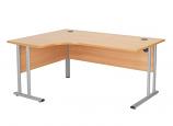 Smart- 1800mm Left Hand Crescent Desk