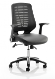 Relay Leather Office Chair