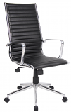 Bari Leather Faced Executive Chair