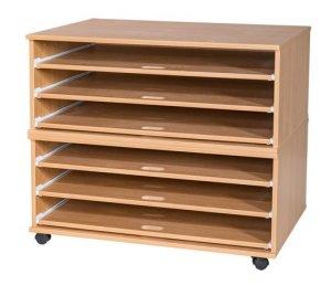 Premium Paper Storage Units