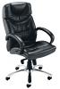 Nevada Executive Leather Chair - Black