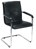 Pavia Cantilever Leather Conference Chair