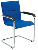 Pavia Cantilever Fabric Conference Chair
