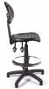 Bude Polyurethane Draughtsman Chair - Side