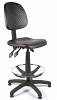 Deluxe Polyurethane Draughtsman Chair