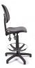 Bodmin Deluxe Polyurethane Draughtsman Chair - Side