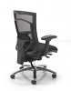 Jaguar Mesh Back Office Chair - Rear