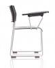 Twilight Polypropylene Chair with Writing Tablet