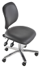 ESD Vinyl Low Chair