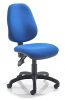 High Back Office Chair - Blue