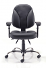 Puma Leather Office Chair - Front