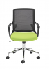Vogue Compact Mesh Back Office Chair - Front
