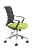 Vogue Compact Mesh Back Office Chair - Side