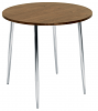 Ellipse 4 Leg Table - Walnut