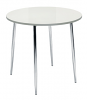 Ellipse 4 Leg Table - White