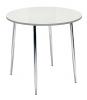 Ellipse 4 Leg Table - White