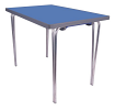 Premier Folding Table Blue