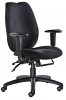 Cornwall Operator Chair - Black