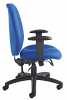 Cornwall Operator Chair - Blue - Side