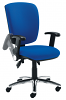 Notion Deluxe Operator Chair with Folding Arms