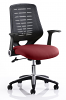 Relay Colour Office Chair Chilli