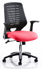 Relay Colour Office Chair Pimento