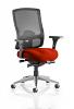 Regent Mesh Back Office Chair Cherry