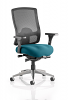 Regent Mesh Back Office Chair Kingfisher