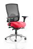 Regent Mesh Back Office Chair Pimento