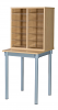 Premium Pigeonhole Unit With 12 Spaces and Table