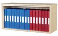 10 File Wall Cupboard Open