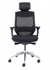 Vogue Mesh Back Office Chair with Headrest Front