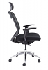 Vogue Mesh Back Office Chair with Headrest Side