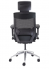 Vogue Mesh Back Office Chair with Headrest Back