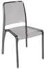 Clarity Chairs (Bundle of 4) Smoke