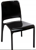 Clarity Chairs (Bundle of 4) Black