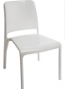 Clarity Chairs (Bundle of 4) White