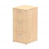 Impulse Filing Cabinet 3 Drawer Maple