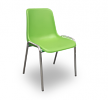 Poly chairs lime