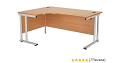 Smart- 1800mm Left Hand Crescent Desk