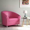 Relax Tub Armchair Pink
