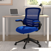 Marlos Mesh Office Chair Blue