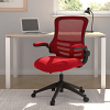 Marlos Mesh Office Chair Red