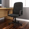 Jack II PU Chair Grey