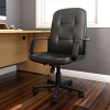Jack II PU Chair Grey Leather
